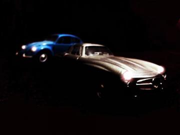 Peşindeyim Mustang