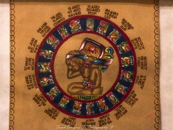 Cyclical Mayan Calendar