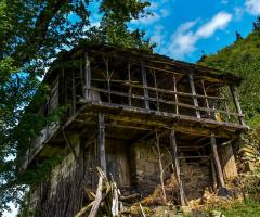 Maçahel'in en eski evi