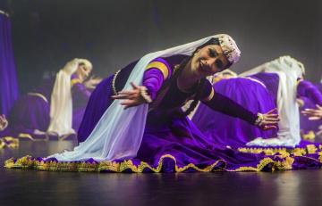 Reqs Ansambli...Azerbaycan....