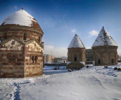 Erzurum Üç Kümbetler