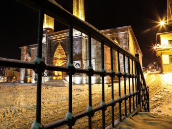 Çifte Minareli