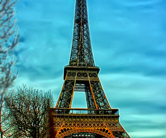 Eyfel Kulesi..