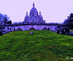 Sacre Coeur Kilisesi / Paris