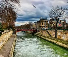 Sen Nehri 3 / Paris..