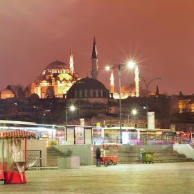 At Dawn ISTANBUL