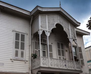 Balkon Motifi