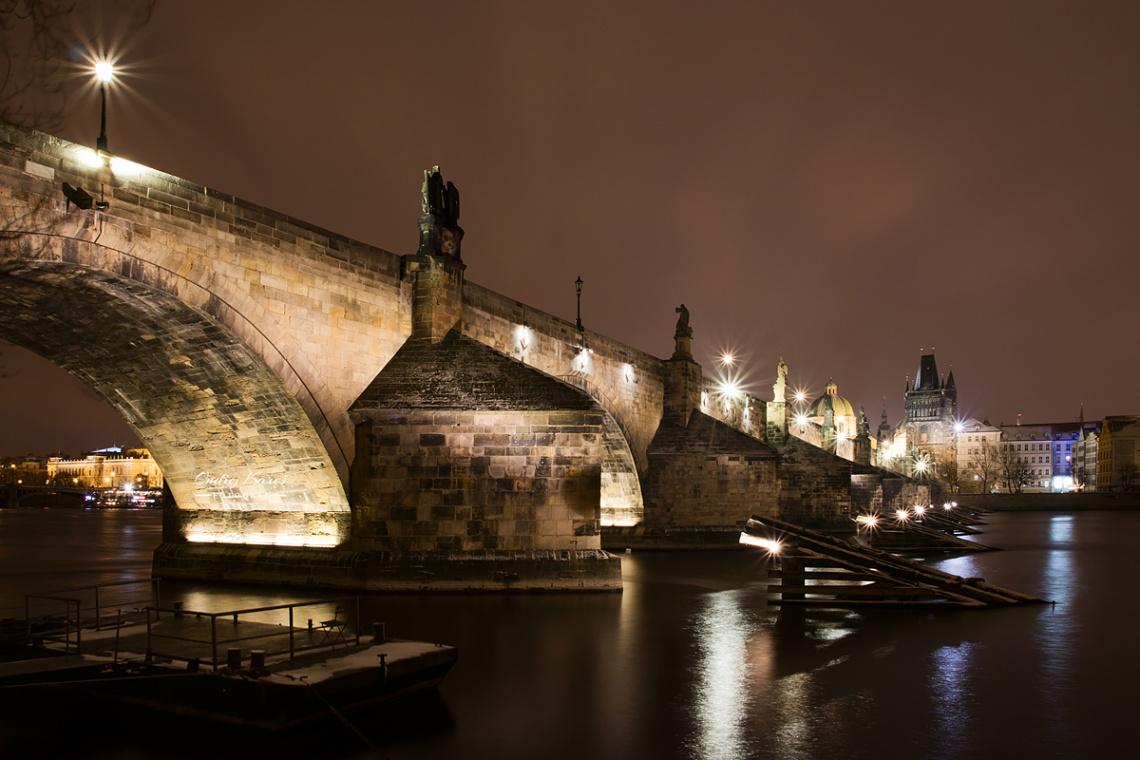 Carlsbridge in Prague
