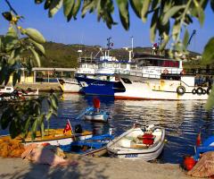 Yenilimandan balıkçı manzaraları