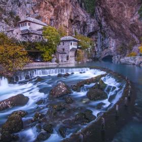 Blagaj Tekkesi Mostar