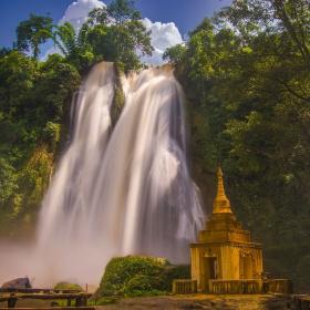 Dattawgyaing Waterfall