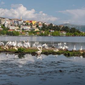 Beautiful world, Kastoria Greece