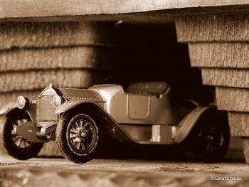 Miniciks Hayatlar  1907 CADILLAC