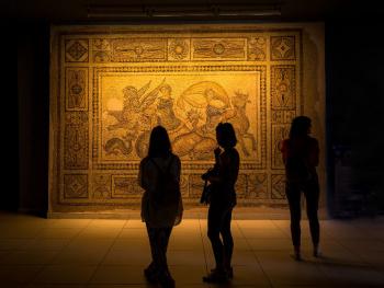 Zeugma Mozaik Müzesi.G.ANTEP