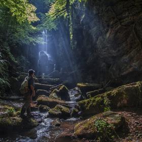 Dağpınar Şelalesi-Bursa Mustafakemalpaşa
