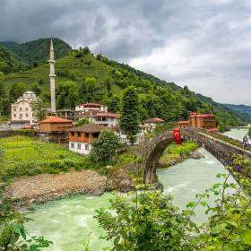 Timisvat Köprüsü/ARDEŞEN