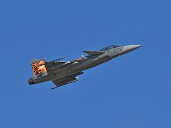 JAS-39 Gripen Eurasiaairshow Antalya