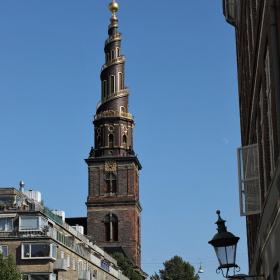 Vor Frelser Kirke - Christianshavn - Copenhagen