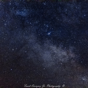 More Summer Band Of Milky Way From Arizona