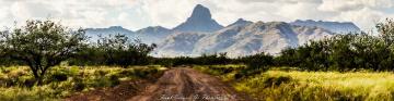 Sacred Mountain Of Boboquivari