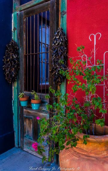 A Tucson Doorway