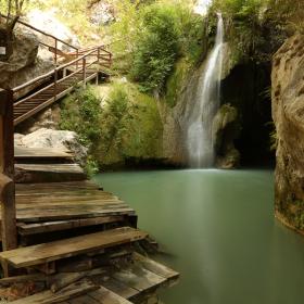 Gizli Cennet Şelalesi / Manavgat / Antalya