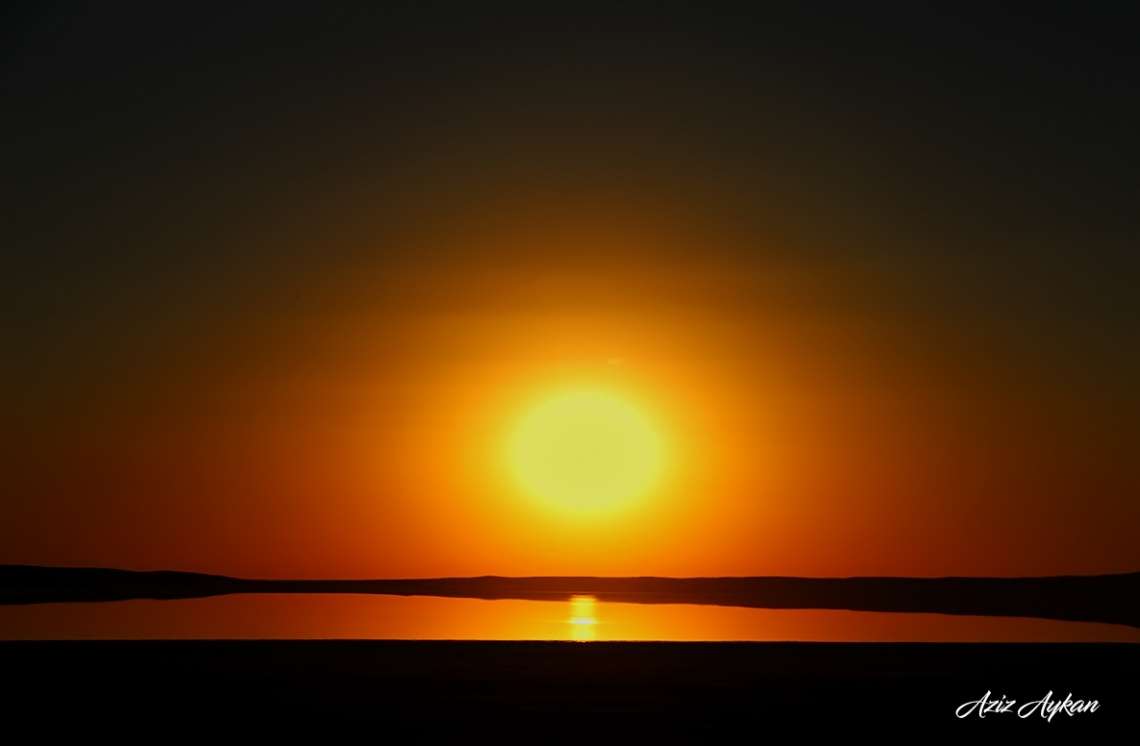 Tuz Gölü..