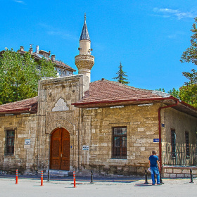 Hacıbeyler Camii - Karaman