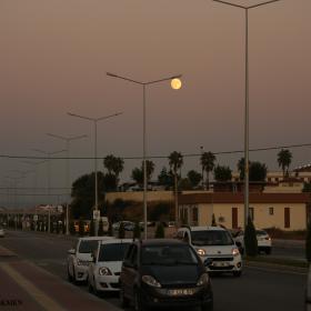 ŞEHİR & DOLUNAY - CITY & FULLMOON