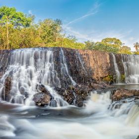 Cachoeira Salto Belo