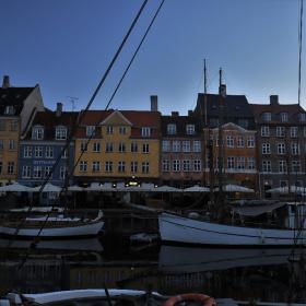 Morning At Nyhavn - Copenhagen