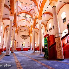 Eski Mahalle Hisar Camii / Didim. HAYIRLI CUMALAR