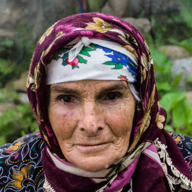 Bir Karadeniz Portresi.