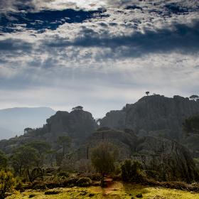 Beşparmak Dağları (Latmos)