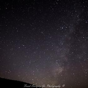 Milky Way Over Tucson Arizona USA