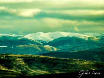 Tokat/Zile deveci dağı
