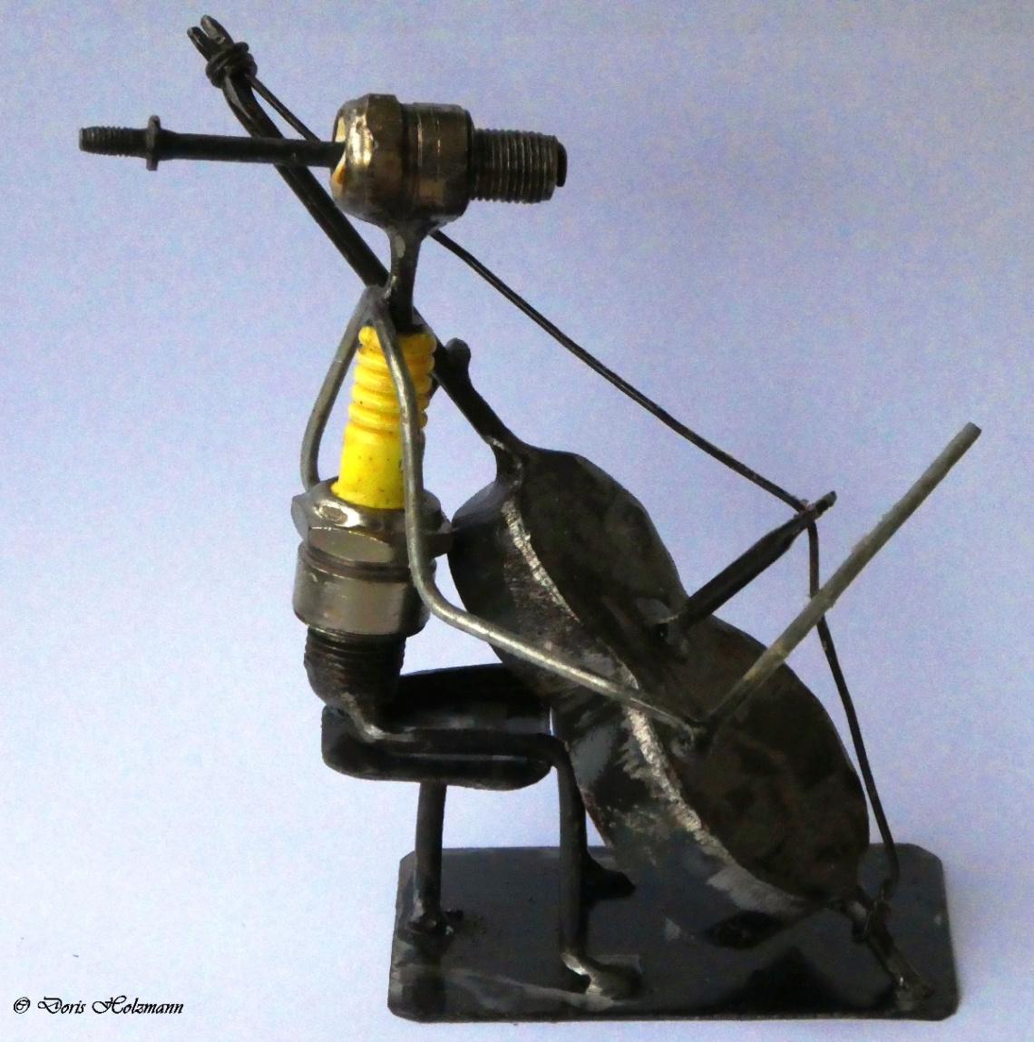 Der Cellist