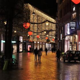Streets Of Copenhagen - By Night 4