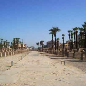 Egypt  - Luxor - Karnak temple