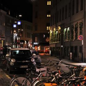 Streets Of Copenhagen - By Night 5