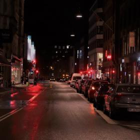 Streets Of Copenhagen By Night 10