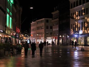 Streets Of Copenhagen - By Night 9