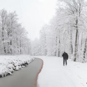 Kar, Kış