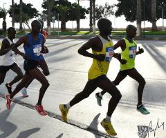 Uçan maratoncular