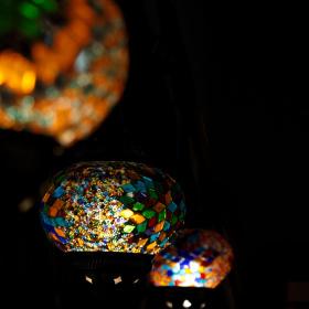 Işıklar...