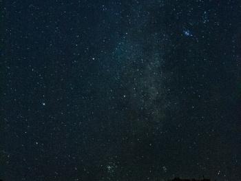 Milky Way Over Tucson Arizona USA  1/2/19