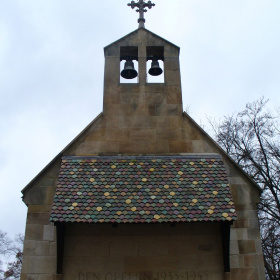Nikolauskapelle Esslingen/Neckar / Deutschland