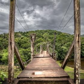 Pequena ponte