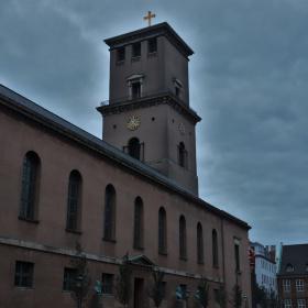 Vor Frue Kirke - Copenhagen - Denmark