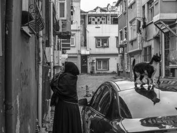 Ayaküstü sokak sohbeti...2019